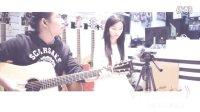 《柠檬树》女生 吉他弹唱 好听 唯美