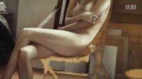 外国 油画 美女人体 上集