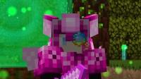 粉色少女心的套装【新风】Minecraft《我与植物魔法的爱情故事》我的ag亚官网1.7.10Ep-6