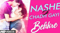 "[OST] Nashe Si Chadh Gayi- Song ""Befikre""Hindi Movie 2016_HD"
