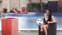 如果让这个女人当中国男足教练就好了