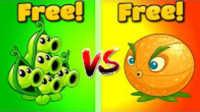 植物大战僵尸2国际版 豌豆荚VS充能柚子