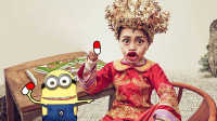 小黄人吐槽:取个媳妇能治百病? 《笑点研究所》 118期
