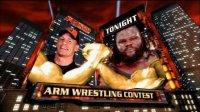WWE08年扳手腕比赛 约翰塞纳 VS 马克亨利 超清完整