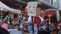 【happy face】【children】面包超人  面包超人的夏季音乐节  超级舰队