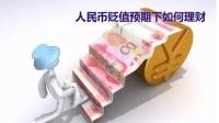 假如人民币对美元贬值10%,你现在该怎么办?