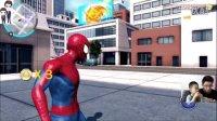 超凡蜘蛛侠2第2期:第一章NO.1★打击犯罪★手机游戏
