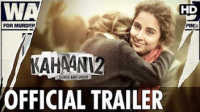 "[预告] ""Kahaani 2"" Durga Rani Singh (Official Trailer) Hindi Movie 2016 _"
