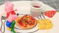 超能玩具白白侠 2016 日本食玩 披萨DIY 462