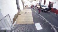 TRANSITION - Chris Smith16年墨西哥TAXCO城市速降赛练习POV视频
