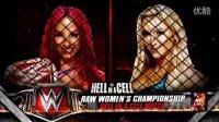 WWE女子地狱牢笼赛