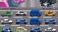 《组合机器人第4期 变形金刚救援汽车人城市保卫战》儿童游戏 糯米解说