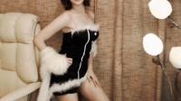 韩国美女主播俞韶多丝袜热舞 俞韶多兔子装性感热舞直播