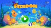 fishdom梦幻水族馆:购买了小丑鱼和六间雀鲷★海底总动员多利去哪儿★叮铛小游戏