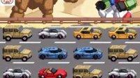《组合机器人第9期 变形金刚救援汽车人沙漠保卫战》儿童游戏 糯米解说