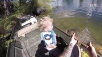爸爸去钓鱼