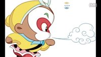 猜谜语 简笔画-猴子 彩色卡通猴子