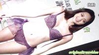 【恋上女的美】紫色美女模特台湾公馆秀