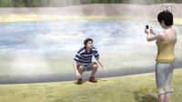 3D:美男子滑入强酸温泉尸骨无存 姐姐全程拍摄