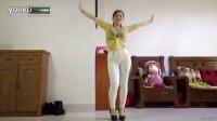广场舞:美女少妇(自拍)