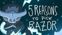 趣味动画——选电棍的5个理由