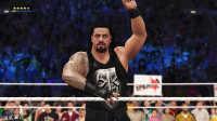 WWE2016年12月4日生涯模式:三发飞冲肩!战神惨遭罗曼雷恩斯实力完胜-佰威中文解说WWE2K16