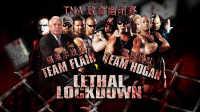 【橙子解说】Hogan战队 VS. Flair战队 TNA致命幽闭赛