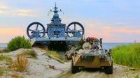 美国海军气垫运输登陆艇