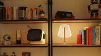 【态科酷玩】有魔性的3D视觉扁平台灯给你神奇的照明体验