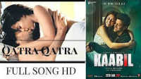 """[OST] Qatra Qatra -Video Song """"Kaabil"""" Hindi Movie 2017 Tamil_hd"""