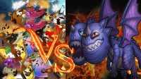 植物大战僵尸2恶搞《国际版双头黑暗机械龙VS无名植物加闪电》