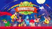 身体爆血浆了【新风】Bowmasters《冷血射手》游戏体验