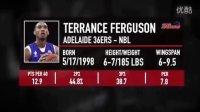 Terrance Ferguson澳洲联赛季中球探报告—优点篇