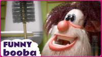 3D儿童动画片 捣蛋鬼波霸Boobo的浴室经历#车车王国#