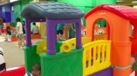 【happy face】【children】面包超人  大型儿童游乐园   宝宝滑滑梯