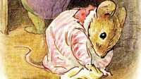 《彼得兔》 第19集 丛林鼠球球太太的故事(中)