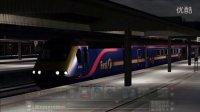 TS2016(RW7) 模拟火车 FGW Class43特快列车行车任务