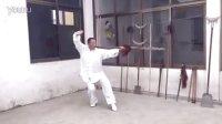 汶上武术——扑拉袖拳(方天画戟):