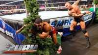 【WWE狂怒】圣诞老人的平安夜 过的一点也不平安