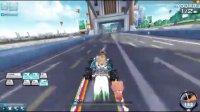QQ飞车(十一城)个人娱乐视频
