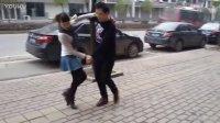 张本超老师教跳牛仔舞  20161225_152019