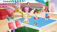 亲子早教 动画片可爱宝贝水上乐园
