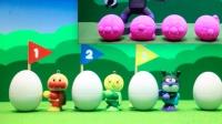 面包超人   面包和蛋蛋  玩具
