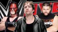 [直播回放]WWE2017年1月9日中文解说实况
