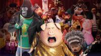 小动物们一展歌喉《欢乐好声音》中国定档版预告