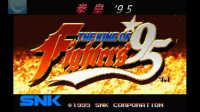 【蓝月解说】拳皇95 格斗之王95【拳皇系列怀旧视频】