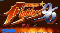 【蓝月解说】拳皇96/格斗之王96【拳皇系列怀旧视频】【一期通关】