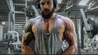 真正的肩部训练&肌肉男模LEX