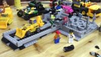 组装玩具小车