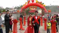 2017年元月16日上杭才溪镇黄府婚宴
